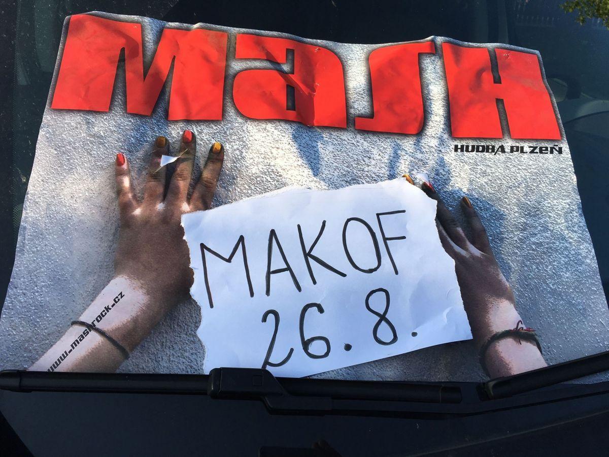 Soutěž o lístky - Mash a Compromysh v Makově!