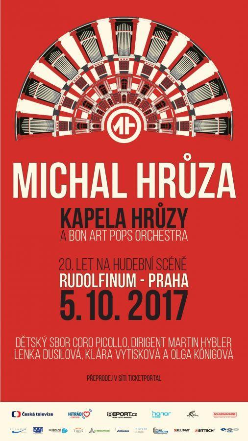 Michal Hrůza s orchestrem!