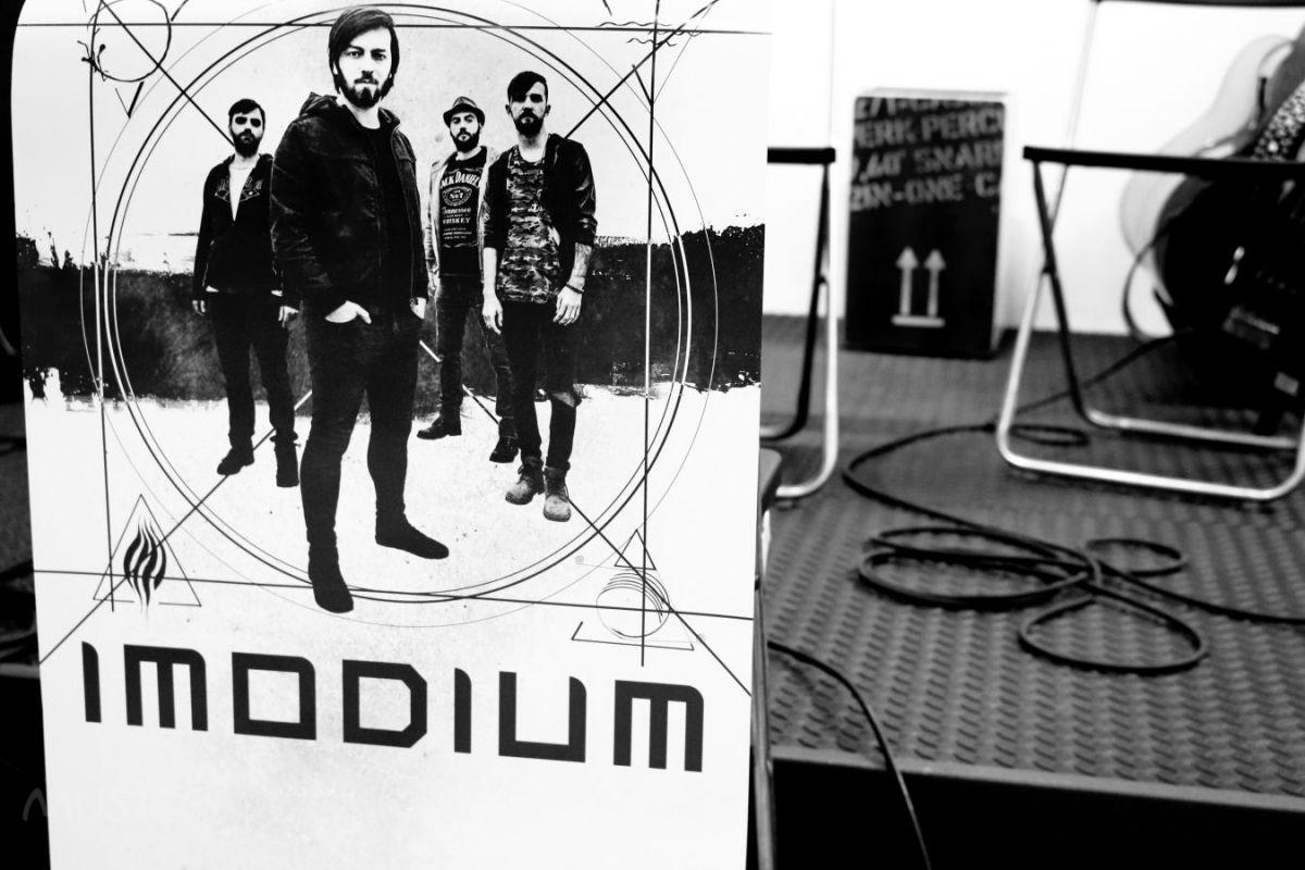 """Imodium představili své páté album Element, """"Přijďte na křest"""" vzkazují"""