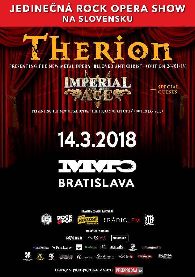 Metalová legenda Theiron již v březnu 2018 v Bratislavě