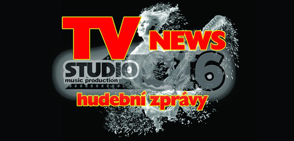 TV News – Hudební zprávy StudiaCI6
