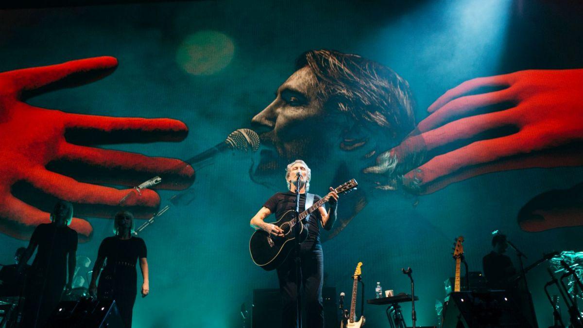 Roger Waters vystoupí v dubnu v pražské O2 Areně