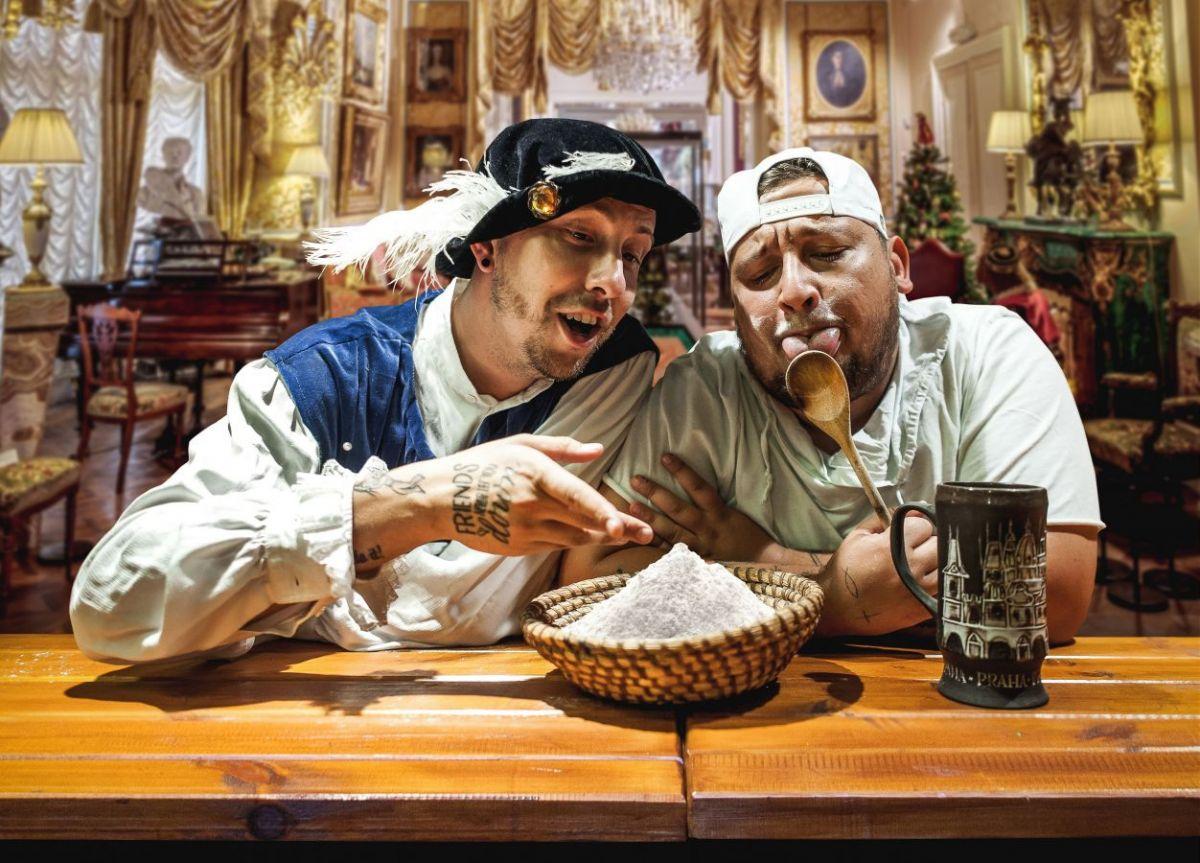 Pekař a Děkan se rozpovídali v kavárně