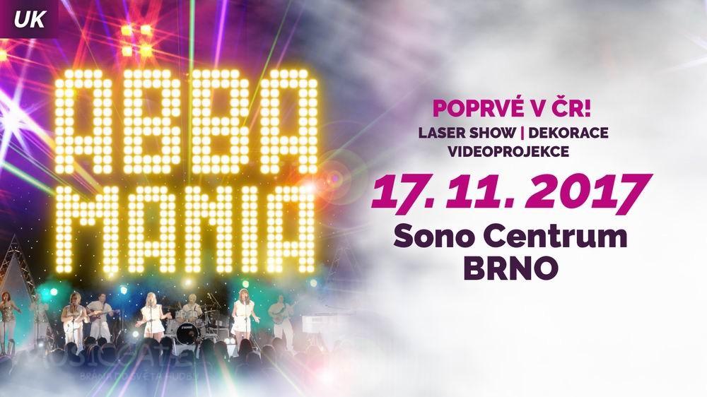 Pocta slavné švédské čtveřici, projekt ABBA Mania z londýnského West Endu, míří poprvé do ČR!