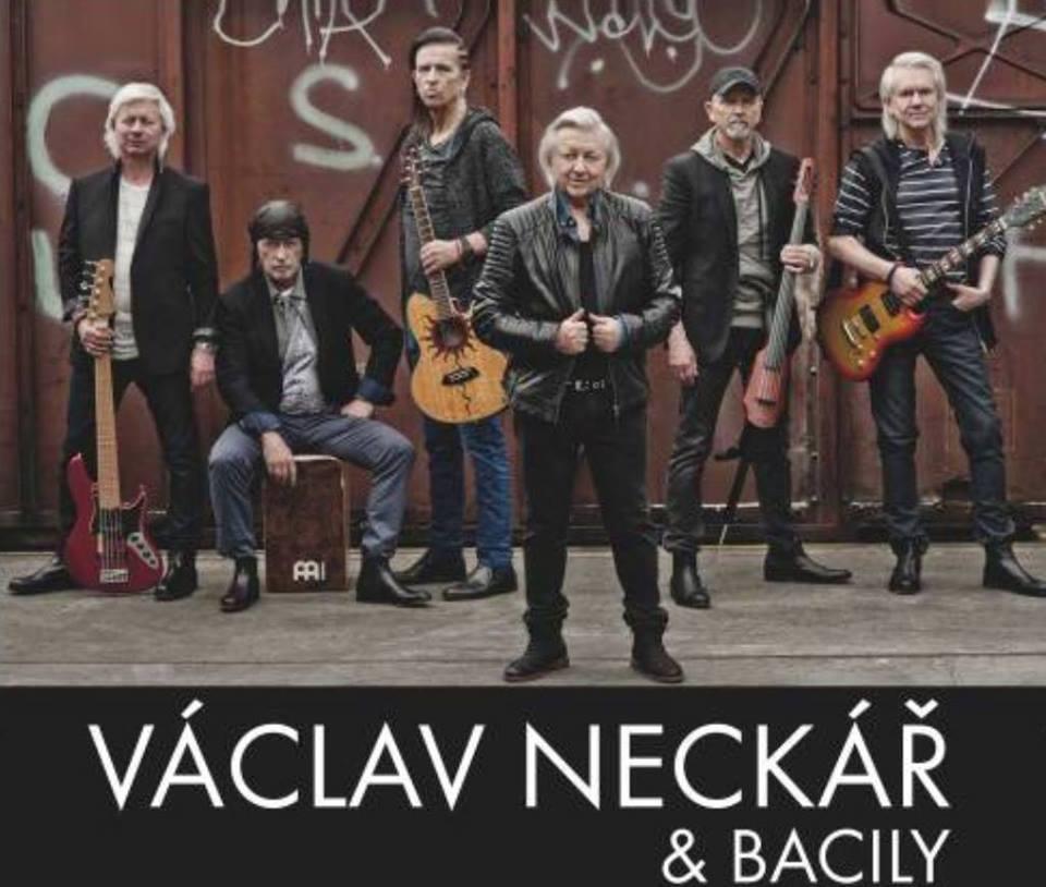 VÁCLAV NECKÁŘ & BACILY - PŘÍBĚHY, PÍSNĚ A BALADY