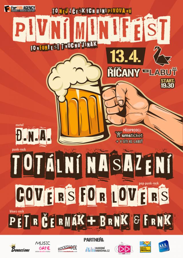 Pivopění (ForFUN Fest no.3) v Říčanech
