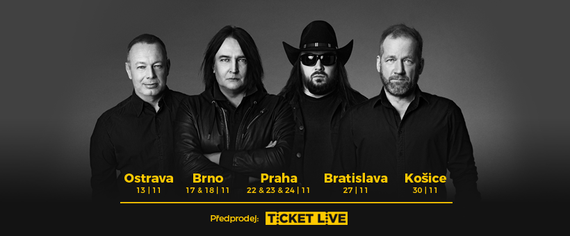 Skupina Lucie vystoupí na dvou přidaných koncertech v Praze a Brně