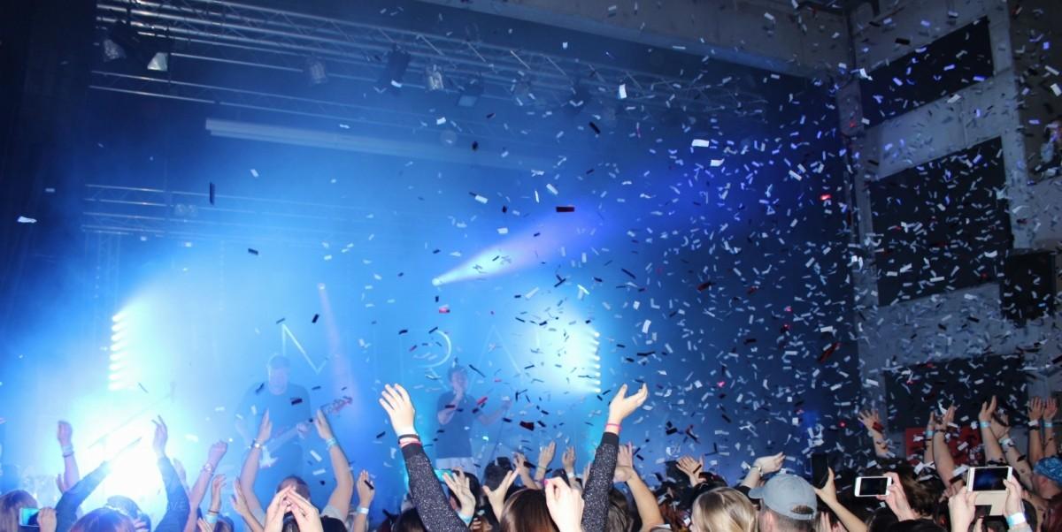 Od podzimu očekávaný dvojkoncert dorazil do Vratislavic, show pokračovala v Českých Budějovicích
