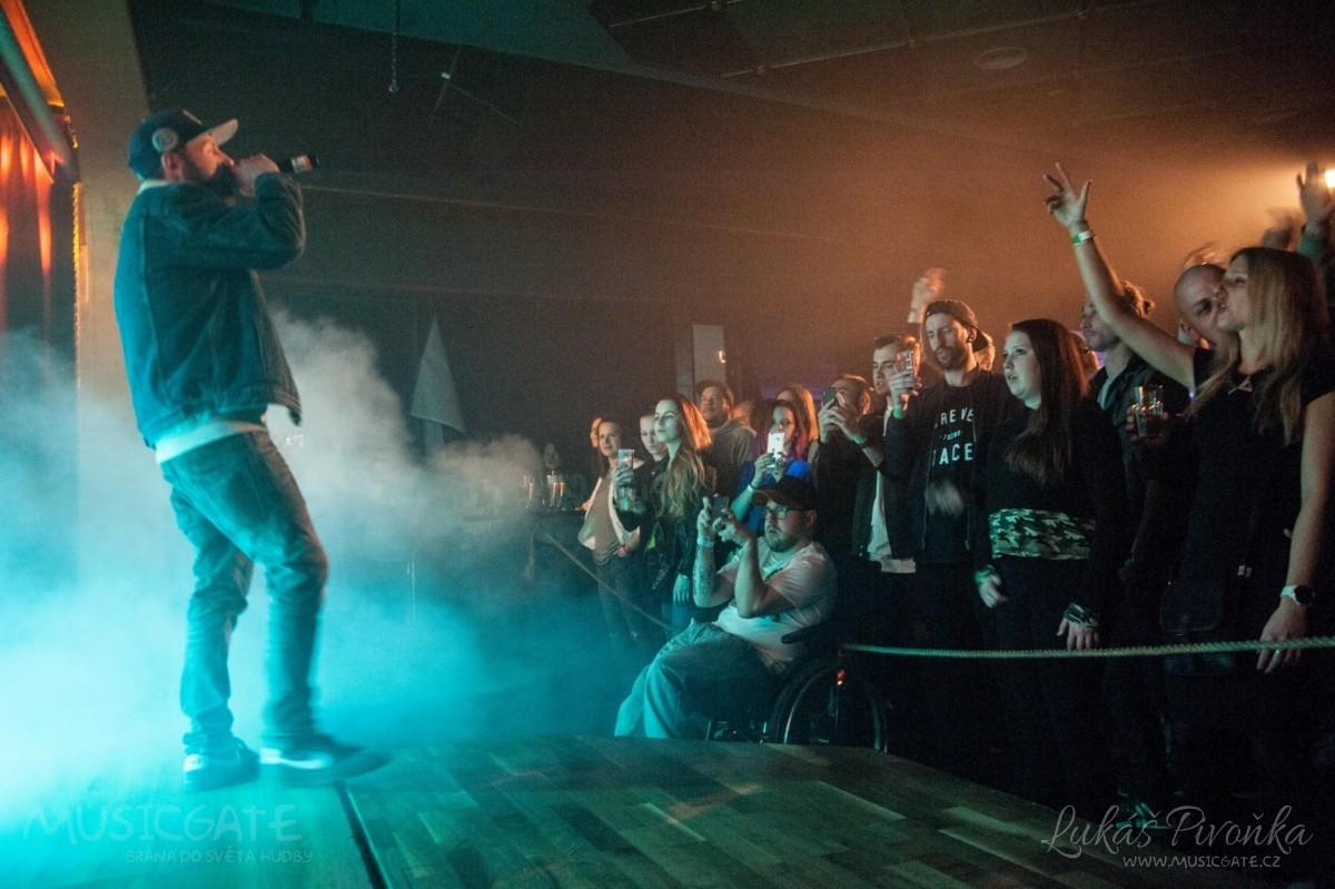 Hip hop oslavil 45 let v pražském klubu Tresor