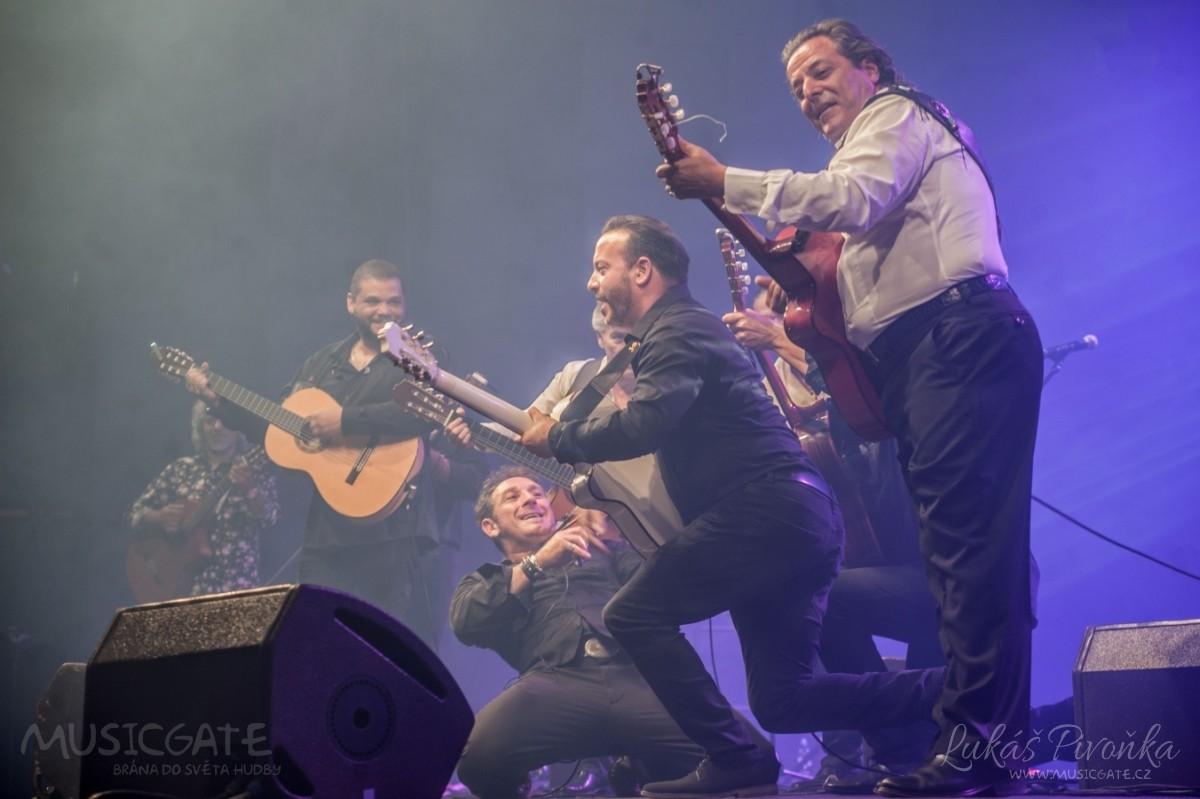 Rumba Flamenca Camargue z jižní Francie v podání Gipsy Kings