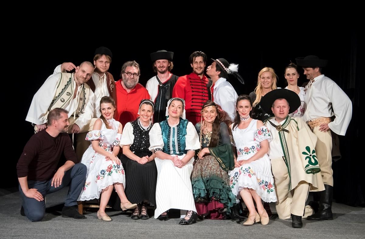 Zkoušky na muzikál Kubo finišují, na premiéře se potkáme 20. května v Piešťanech