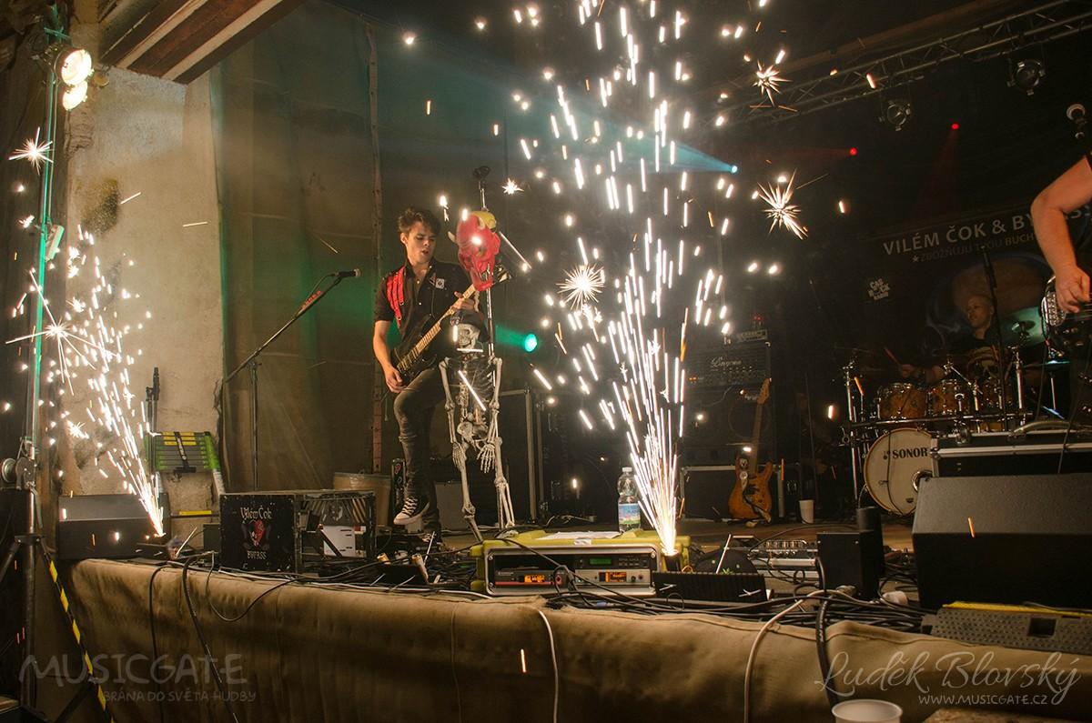 Rockový KH Fest 2018 ve Vlkově