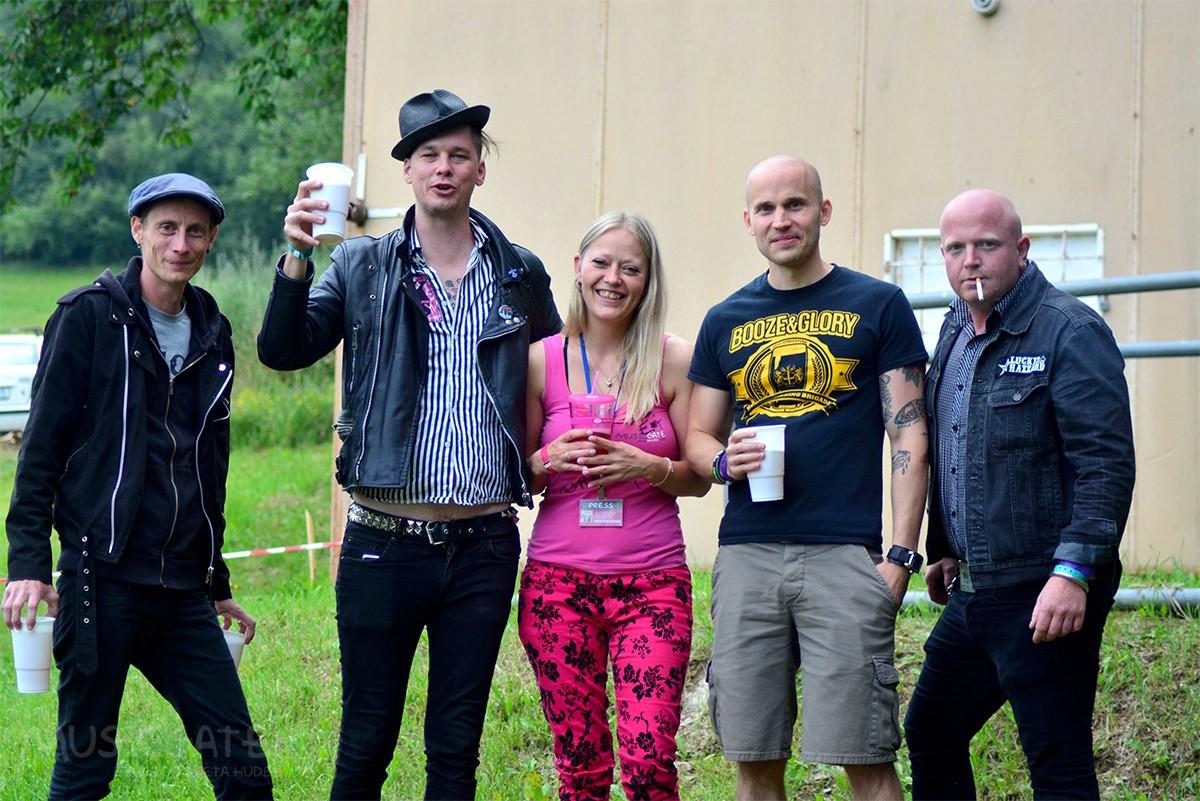 S Kečupem o kapele The Fialky, punku, sexu, pivu a ponožkách