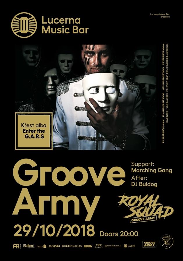 Rozhovor s Tokhim & the Groove Army absolutně o všem.