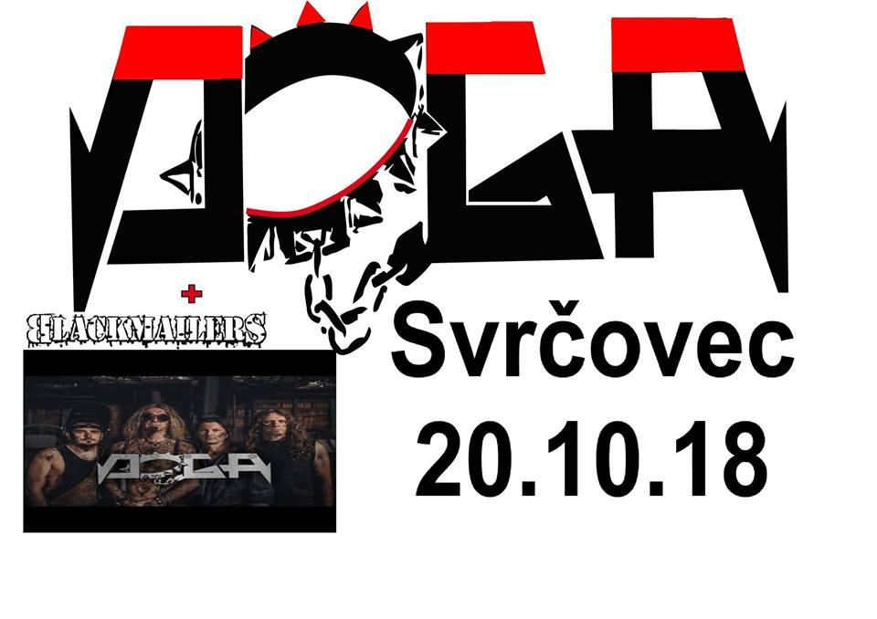 V KD Svrčovec vypukne hudební exploze s Dogou a Blackmailers