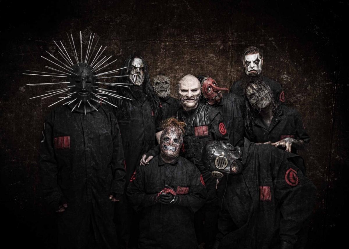 Američani Slipknot se příští rok vrátí do Prahy