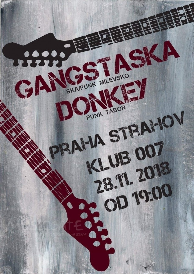 Punkové skáčko v pražské sedmičce