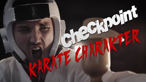 CheckPoint vydal nový klip Karate charakter