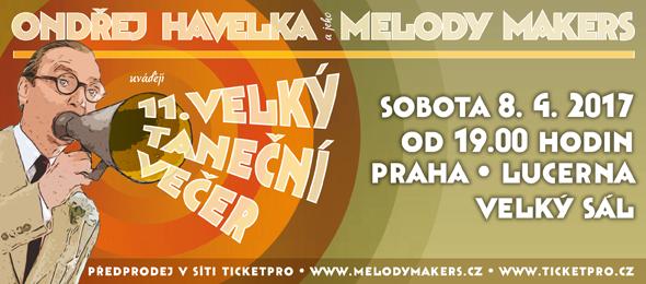 Ondřej Havelka & Melody Makers - 11. Velký taneční večer