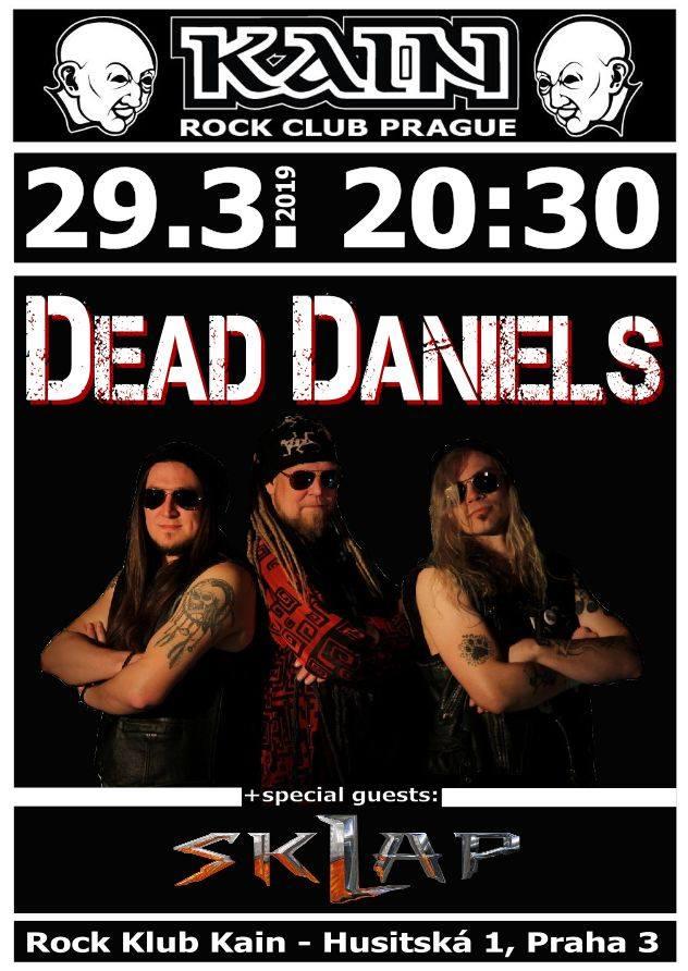 Dead Daniels vyrazí v červnu opět do Německa