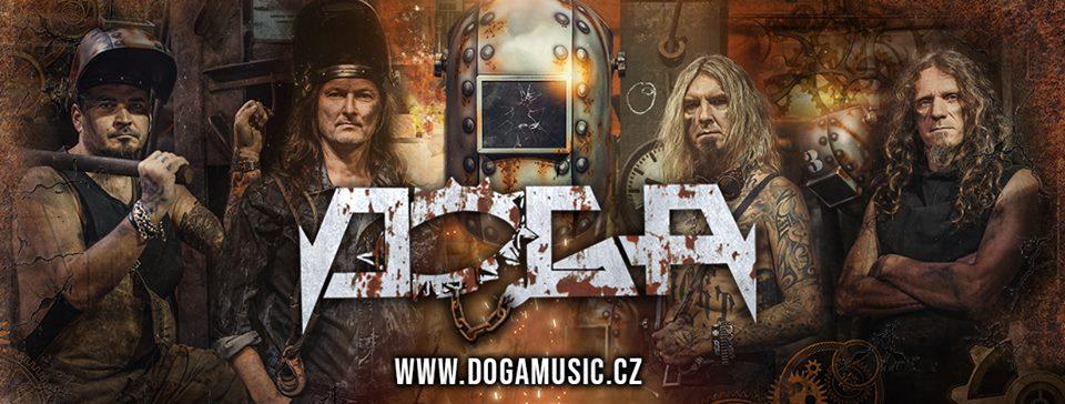 Doga, Tlustá Berta a Septic People rozpoutají rockovou vichřici v Mrákově u Domažlic!
