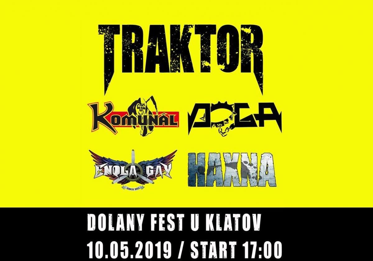 Dolany Fest plný skvělé muziky se blíží!