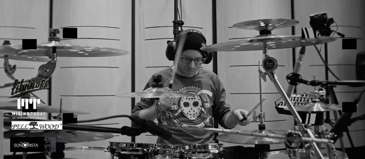 DRUMCOVER  JAN FROHLICH - ONE MORE TIME feat Martin Svátek, DjWich