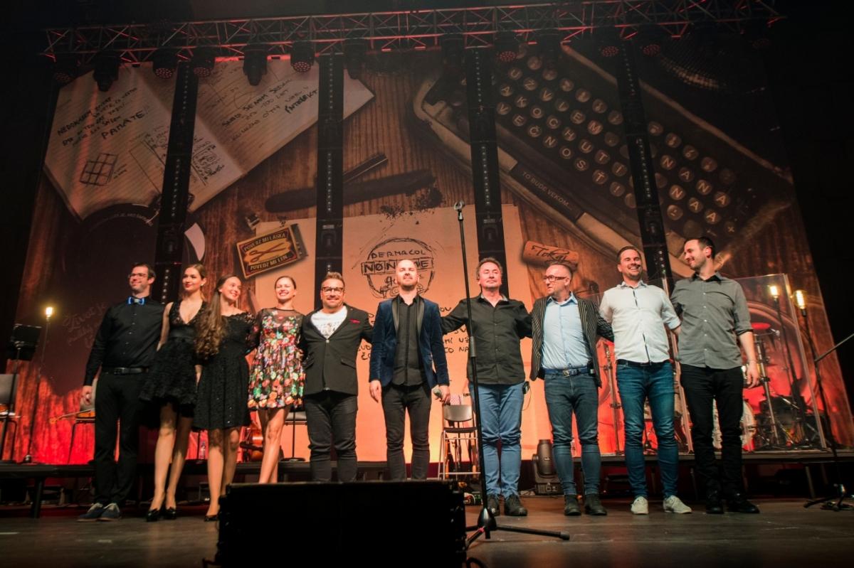 NO NAME uzavírají akustické turné novým klipem Pamäte, ve kterém je dokonce i žádost o ruku!