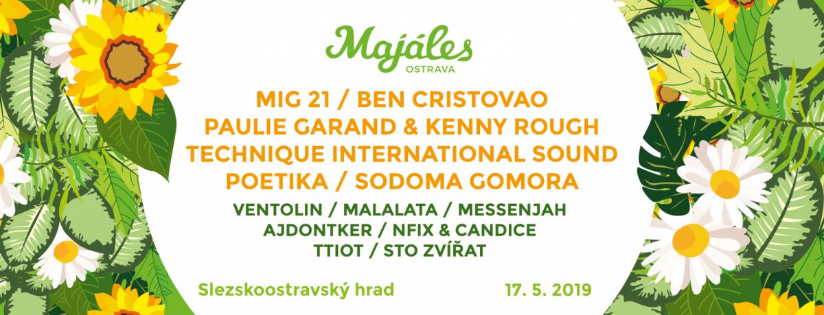 Majáles Ostrava 2019