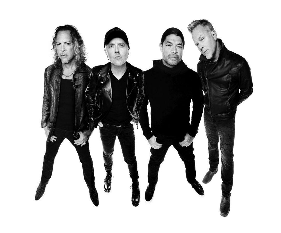 Metallica zamíří v rámci turné také do České republiky