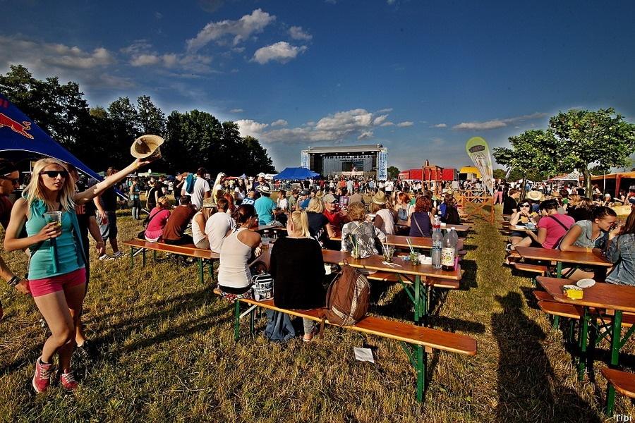 Festivalové léto začíná v Přeštěnici