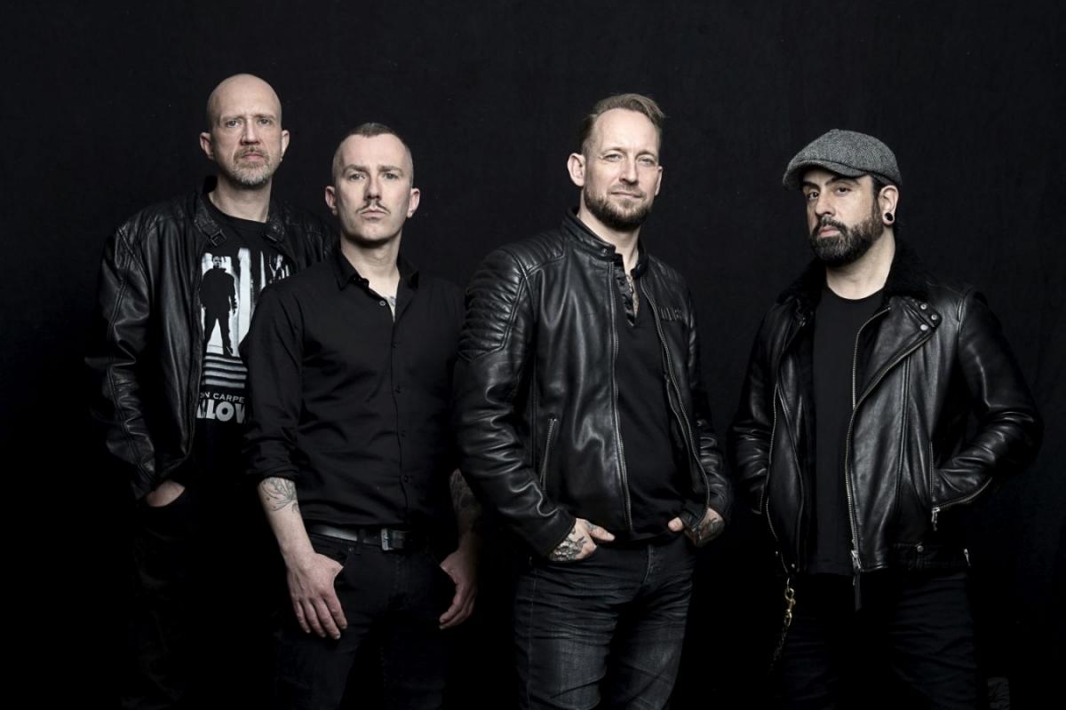 Volbeat v Praze: Tam prostě nemůžete chybět