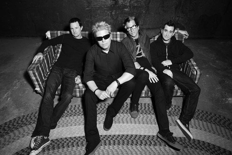Hudební událost léta – The Offspring v srpnu na brněnském výstavišti