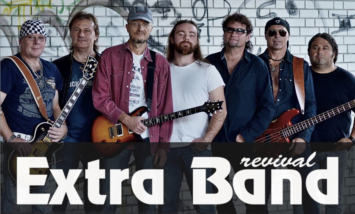 První z trilogie oslav 20. výročí Extra Band revivalu proběhne v Losiné