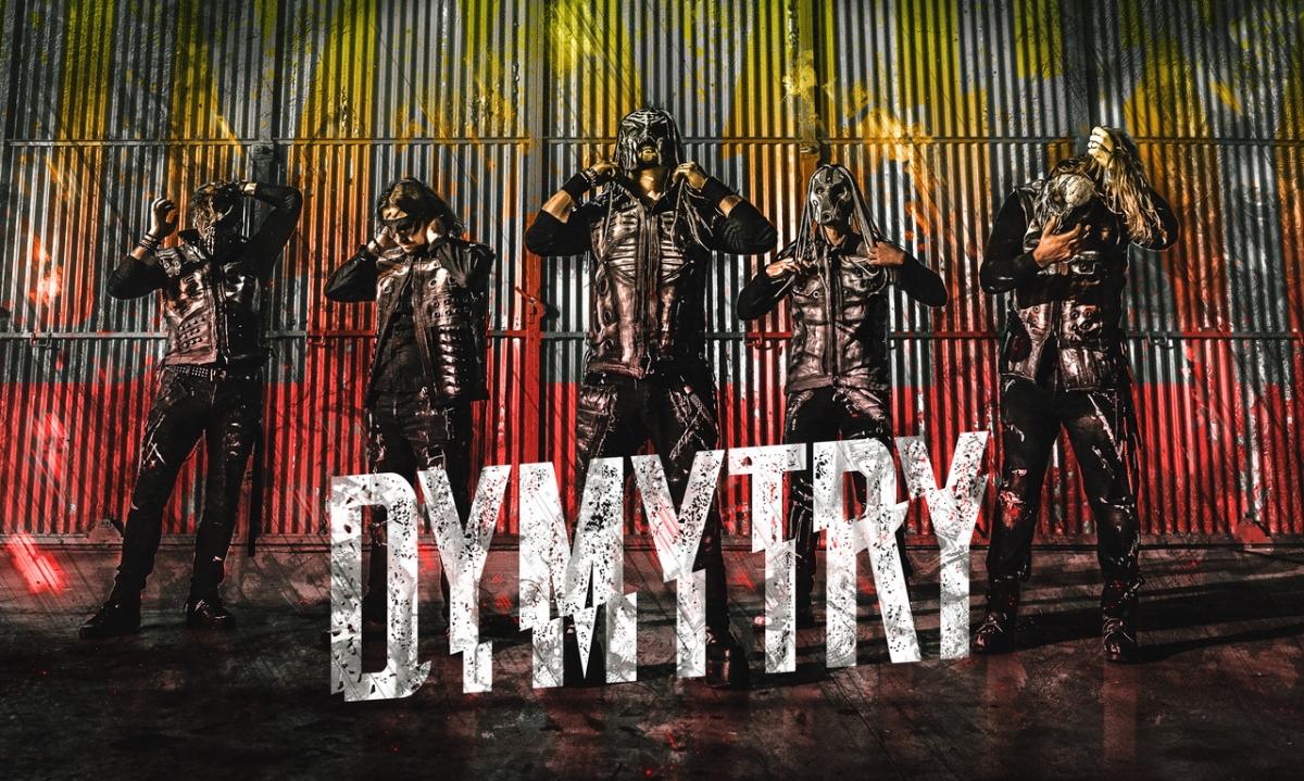 Skupina DYMYTRY po čtyřech letech vypouští novinku REVOLTER a vyráží na Dymytry Revolter Tour