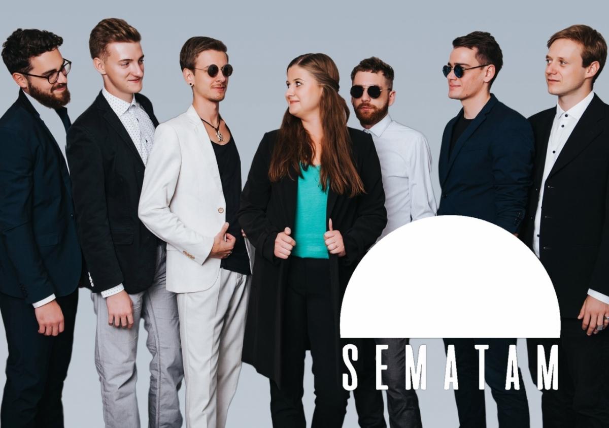 Skupina Sematam vydává debutové album a vyráží na své historicky první turné