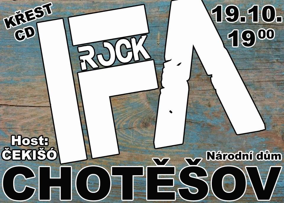 Tento víkend pokřtí Ifa Rock nové album To jsme my