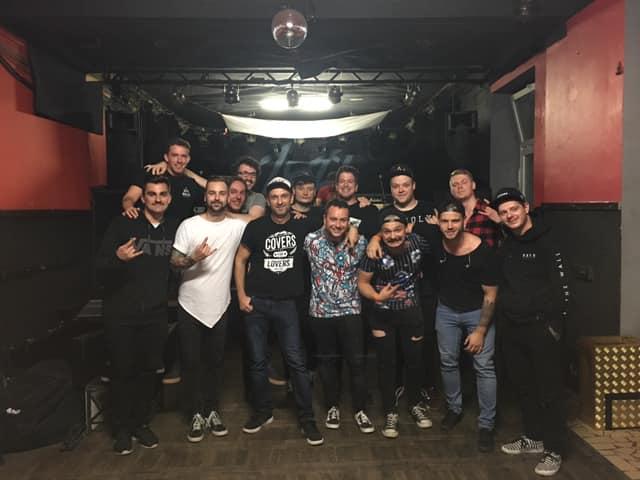 Rozhovor s kapelou Náhodný Výber o Movember tour