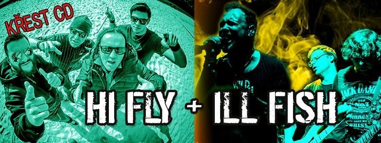Plzeňská metalovka Hi-Fly pokřtí nové CD