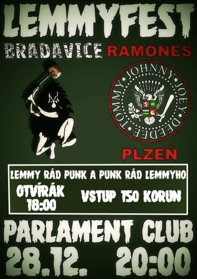 Lemmyfest uctí památku punkově