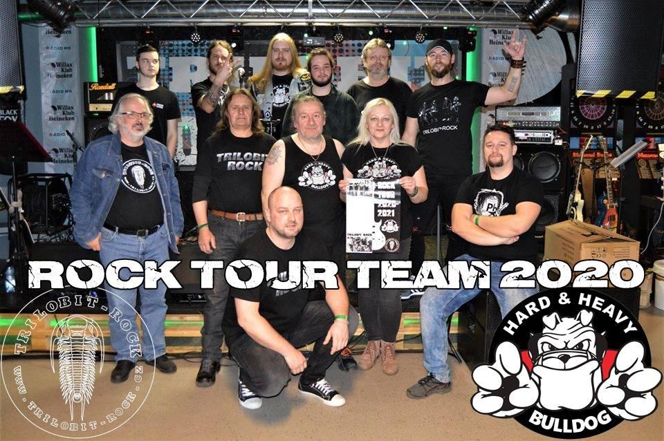 ROCK TOUR 2020/2021 TRILOBIT & BULLDOG