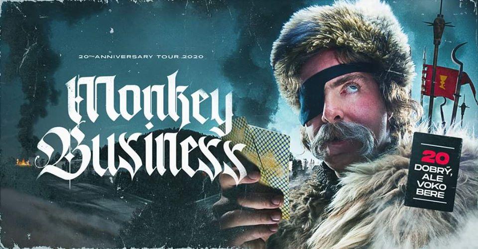 Soutěž o lupeny na Monkey Business do Kd Stará Huť!