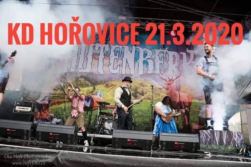 Soutěž o lístky na koncert Trautenberk v Hořovicích