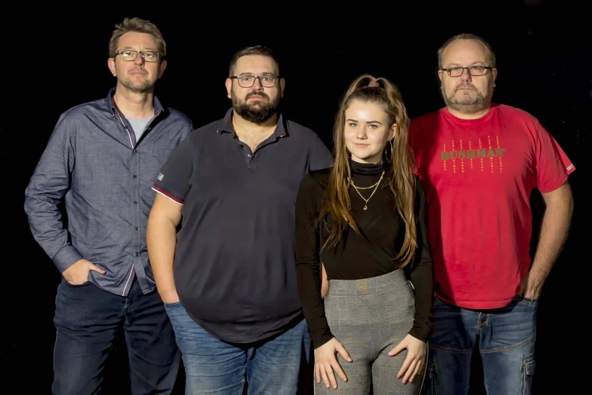 Petra Tvarohová band chystá vystoupení ve Velešíně