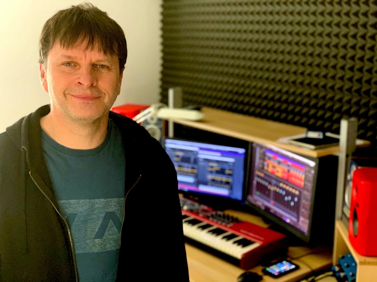 Josef Kašpar (hudebník, výtvarník, ředitel CKM Písek, pořadatel OAMF Přeštěnice, ...)