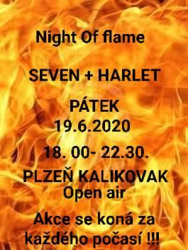 Night of Flame na plzeňském Kalikováku
