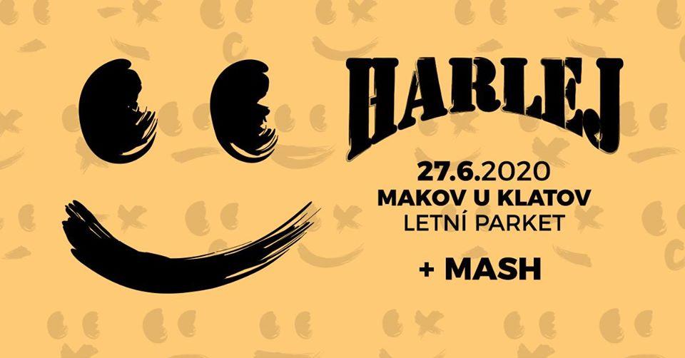 Harlej a Mash ovládnou Letní parket v Makově!