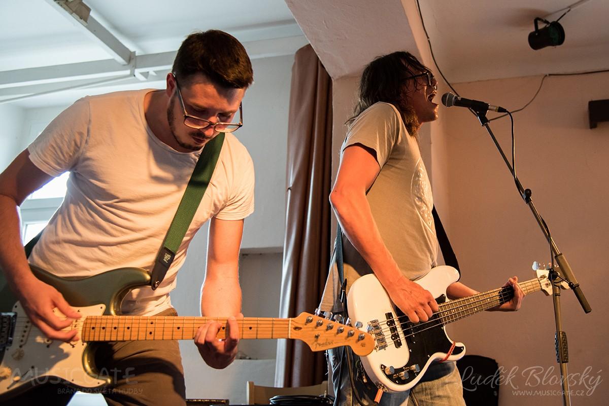 Staroplzenecký Festival Promoření nabídl undergroundovou muziku
