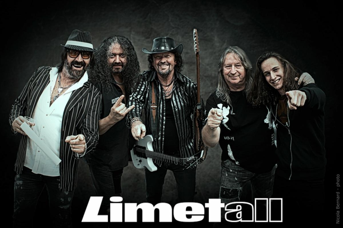 Ve Vlčicích u Blovic zahraje hard rockový Limetall