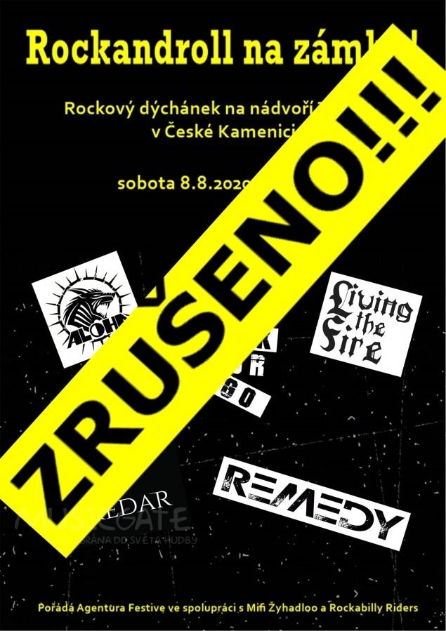 Rock and Roll na Zámku!